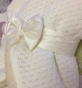 Конверт-одеяло на выписку/зима!