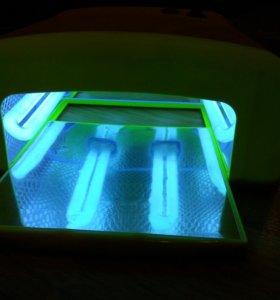 Лампа UV, Patrisa Nail, 36W, желтая (электронная)