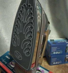 Утюн с керамическим покрытием