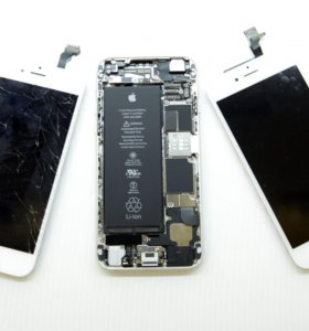 Замена стекла/экрана iPhone 5/5s/6/6s