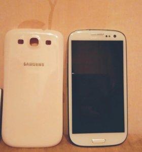 Аккумулятор и чехол Смартфон Samsung GALAXY S III