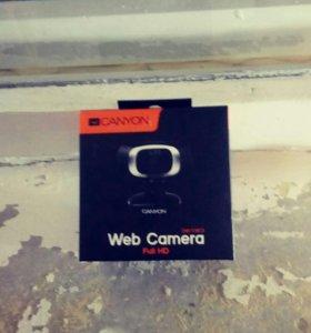 CANYNON; Web Camera(CNE-CWC3); Full HD