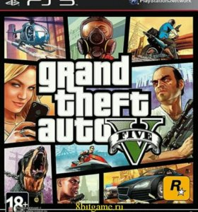 Куплю GTA 5 на playstation3