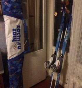Комбинированные лыжи