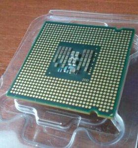 Intel core2 четырехъядерный процессор