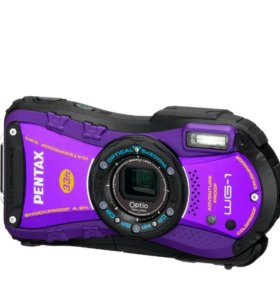 Подводный фотоаппарат Pentax Optio WG 1