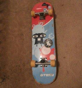 Срочно продам скейт!!!
