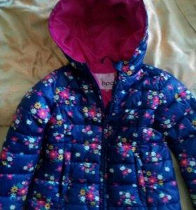 Куртка весна-осень 104-110 рост
