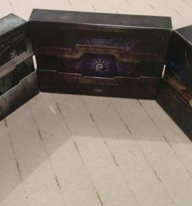 Трилогия StarCraft 2 Collector's Edition