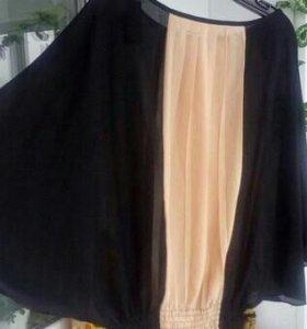Блуза разлетайка