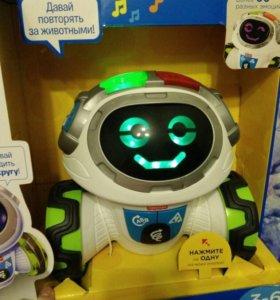 Обучающий робот Мови