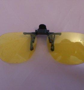 Накладка на очки