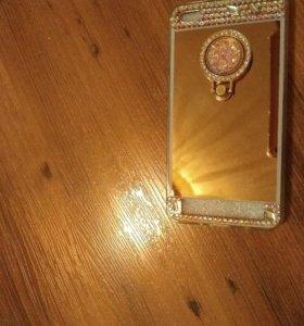 Чехол для телефона зеркальный