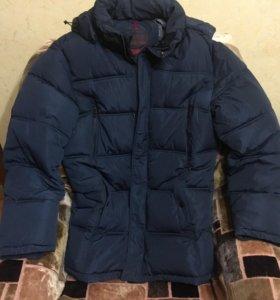 Новая! Зимняя мужская куртка