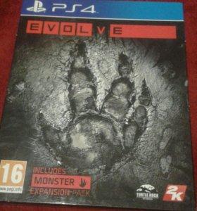 Обмен PS4