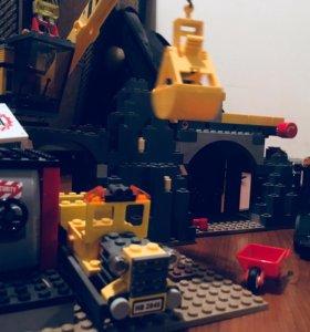 lego city шахта