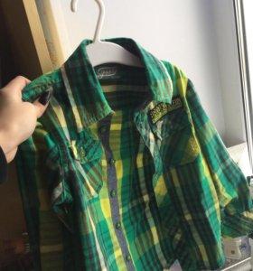 Рубашка детская майка кофта