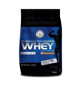 Протеин Whey сывороточный 2270 г