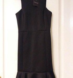 Новое платье topshop с биркой