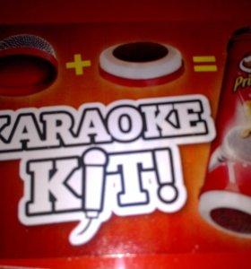 Микрофон для караоке.