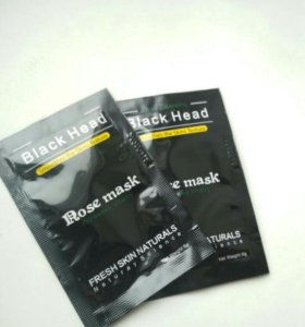 Маска против чёрных точек black mask