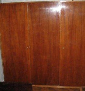 Советский шкаф