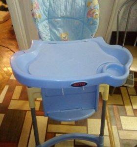 стул-стол для кормления продам или отдам за...