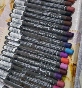 NYX замшевый карандаш дл губ suede matte lip liner