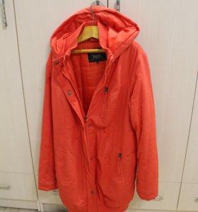 Куртка на беременную