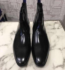 Обувь (челси) Alberto Guardiani, оригинал, Италия.