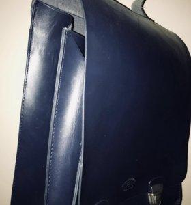 Рюкзак кожаный Zara