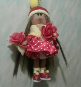 Куколка-брелок