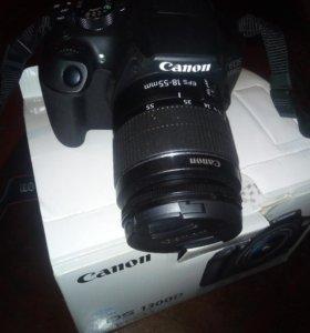 Зеркальная Фото камера EOS Canon 1300D