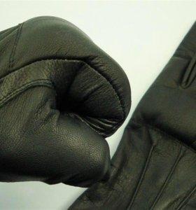 Перчатки кожаные с кварцевым песком