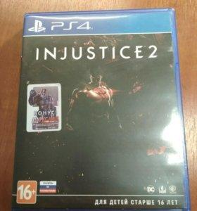 Injustice 2 для PS4