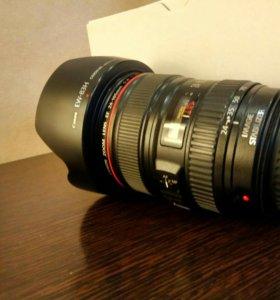 Объектив Canon 24-105mm 4.0L