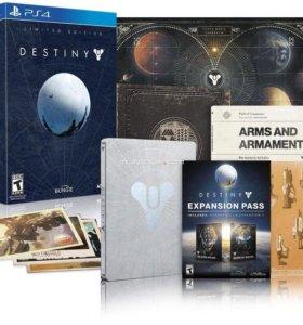 Destiny Limited Edition steelbook