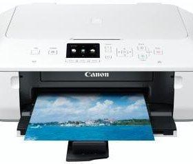 Супер МФУ Canon 5540 цветной принтер