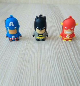 Флешка Супергерой 16 Гб