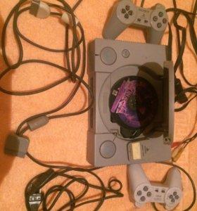 Sony PlayStation и игры