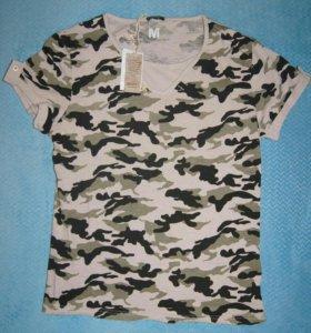 Новая футболка р.М