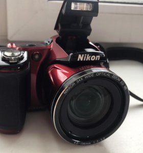 Фотоаппарат Nikon coolpix L830.