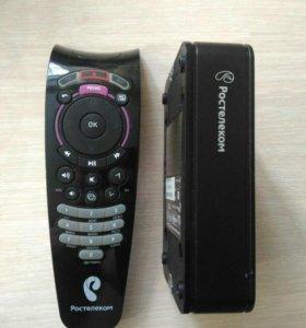 Продам приставку TV каналов (Ростелеком)