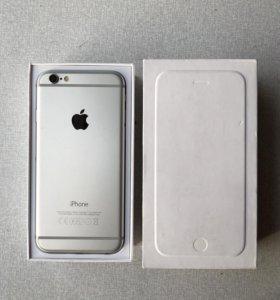 Продам iPhone 6 16Gb Silver