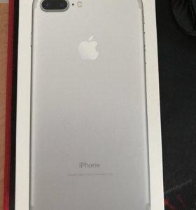 iPhone 7 Plus (silver) 256 Gb