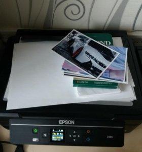 Распечатка фото, документов