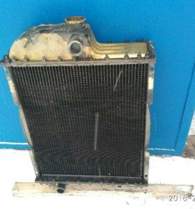 Радиатор МТЗ-80,82