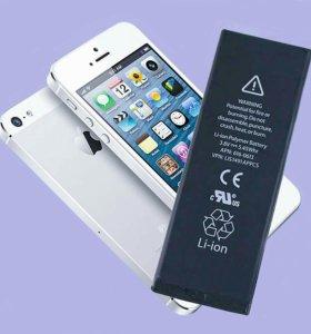Аккумуляторные батареи для айфон