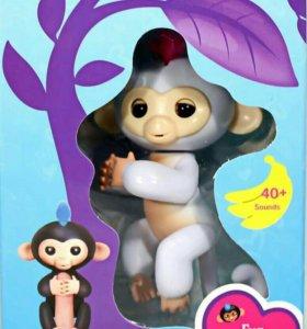 Интерактивная обезьяна.