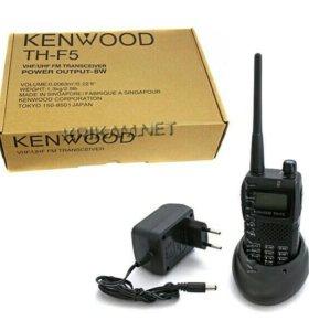 Kenwood th-f5 turbo